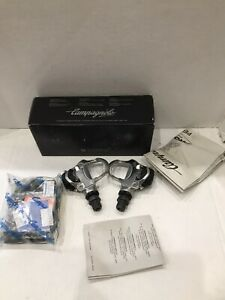 Campagnolo Record Titanium Pedals - new