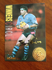 Australian Rugby League 1995 Winners Circle - Benny Elias WC8