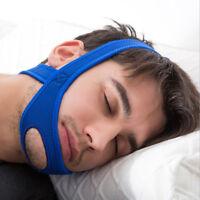 Snore Stop Belt Stop/Anti Snoring Cpap Chin Strap Quiet Sleep Apnea Jaw Solution