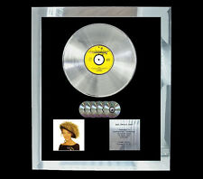 KYLIE MINOGUE / KYLIE MULTI (GOLD) CD PLATINUM DISC FREE SHIPPING TO U.K.