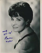 Barbara Walters Signed Autographed 8x10 Photograph GREAT CONTENT!