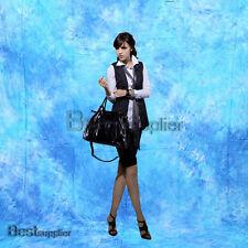 10X20 Ft Photo Studio Sky Blue Muslin Backdrop Video Tie Dye Cotton Backgro
