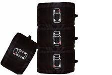Cosmos rueda y el neumático Cover Set (4) Negro 10313 bolsas de almacenamiento de Neumáticos de invierno
