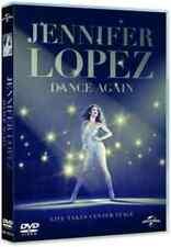 Jennifer Lopez: Dance Again  DVD NEW