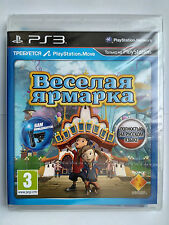 Carnival Island Playstation 3 PS3 PAL Brand New Factory Sealed