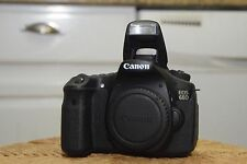 Canon EOS 60D 18.0MP Digital SLR Camera - Black (Body Only) ref 1270603138