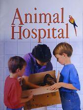 Reading Street Animal Hospital BIG Book Grade 2 Unit 5 Paper 2' Tall Class Copy