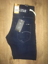 G-Star Mens Arc Loose Tapered Jeans 'Medium Aged' Blue W30 L32 BNWT RRP £110