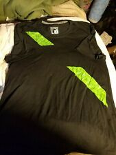 Adidas jersey Nwot black color Tshirt Sports large mens
