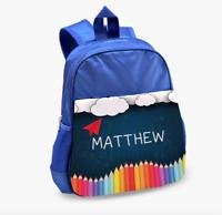 Personalized Kids School Backpack