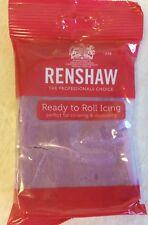 250g Rosa Lavanda Regalice / Decoración De Hielo-sugarpaste / Roll Out Glaseado