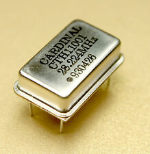 10pcs 28.224 MHz Crystal Oscillator 10 Meter Beacon Band Cardinal CTH11001