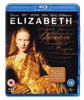 Elizabeth [Blu-ray] [Region Free] [DVD][Region 2]