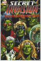 Secret Invasion: Who Do You Trust? TPB Marvel 2009 MCU *