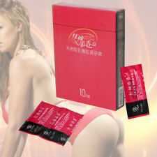 10 Pcs Ultra Thin Large Oil Quantity Latex Condoms For Men Adult