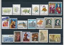 D074326 Luxembourg Nice selection of MNH stamps