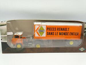 IXO Truck D'Exception 1/43 - Renault Saviem Sm 8 Truck Semi-Trailer Pièces