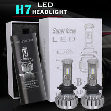 260W H7 LED Headlight Globes LAMPS FOR Holden VE Commodore 06-10 SSV SV6 SS HSV