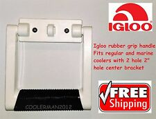 IGLOO  RUBBER GRIP 9647RG GENUINE COOLER PARTS REPLACEMENT HANDLE #IGL 9647