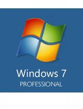 Microsoft Windows 7 professional- Lebenslange - Aktivierung- Vollversion- 1pc