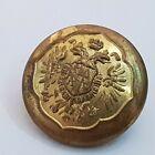 Schwarzburg Rudolstadt ? WW1 or earlier military button gilt 21.5mm
