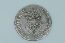 "Royale, Demi Ecu  ""Louis XIIII"" 1652 X"