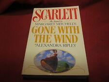 Scarlet By Alexandra Ripley C. 1991 Paperback
