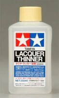 Tamiya Lacquer Thinner 8 oz 87077