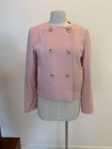 Perri Cutten Wool Jacket S