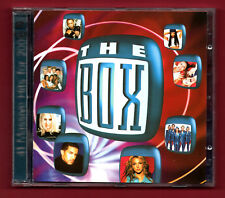 THE BOX (2000 41 trk 2 CD Set) Moby, Sonique, Moloko, Bloodhound Gang, Sisqo