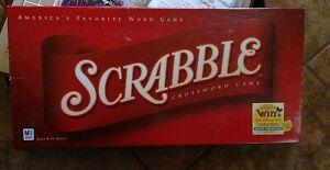 Scrabble 2001 Edition