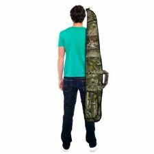 "52"" Tactical Rifle Cover Range Shot Gun Bag Case Camoflauge Bag Large Capacity"