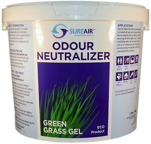 Sureair Green Grass Gel Odour Neutralizer 5L