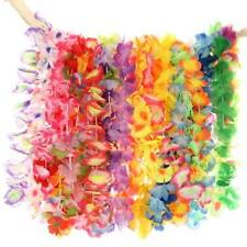 108 pièce Hawaiian Set Hula guirlande de fleurs Set Lei Set Hula Beach Hen Party