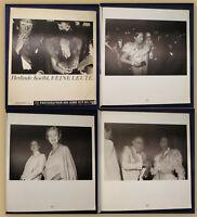 Koelbl Feine Leute 111 Photographien der Jahre 1979-1985 1986 Gesellschaft sf