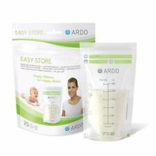 Breast Milk Storage Bags with Heat Indicator 20 pcs Natural Nursing Babyono