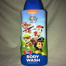 Nickelodeon Paw Patrol Body Wash Berry Scented 12oz