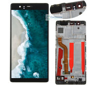 Für Huawei P9 Standard EVAL09 LCD Display Bildschirm Touch Screen Assembly Frame