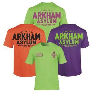 "JOKER ""ARKHAM ASYLUM"" T-SHIRT"