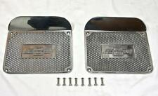 Early Chevy Car Pickup Truck Street Rod Side Step Plates 20's 30's Chevrolet