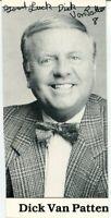 Dick Van Patten 8 Is Enough Westworld Spaceballs Signed Autograph Photo