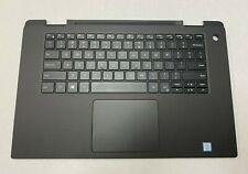 New Genuine Dell XPS 15 9575 Laptop Palmrest Touchpad US Backlit Keyboard M9W9K