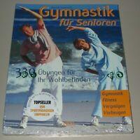 Louvard: Gymnastik für Senioren - 330 Übungen für Ihr Wohlbefinden Buch Neu!