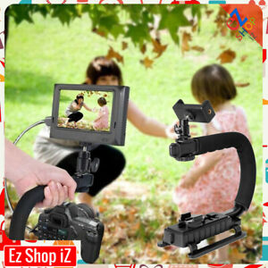 Foldable Hand-Held Stabilizer Cell Phone Video film Live Camera U-Rig Handheld