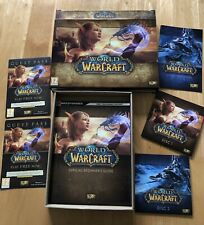 World of WarCraft Battle Chest Game blizzard beginners guide book