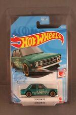 New Listing2021 Hot Wheels - '71 Datsun 510 - Super Treasure Hunt - Includes Protector