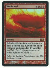 FOIL  Weltbrand / Worldfire  - MAGIC 2013 -  deutsch  (near-mint)  ** Mythic **