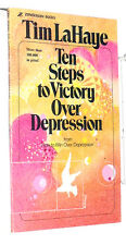 Ten Steps To Victory Over Depression by Tim LaHaye (Pocket) (Paperback)-ShipDeal