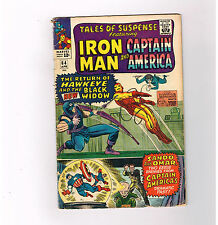 TALES OF SUSPENSE #64 Silver Age Marvel find! 3rd HAWKEYE appearance!