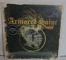 Armored Saint Carpe Noctum LP Black Vinyl Record new German press